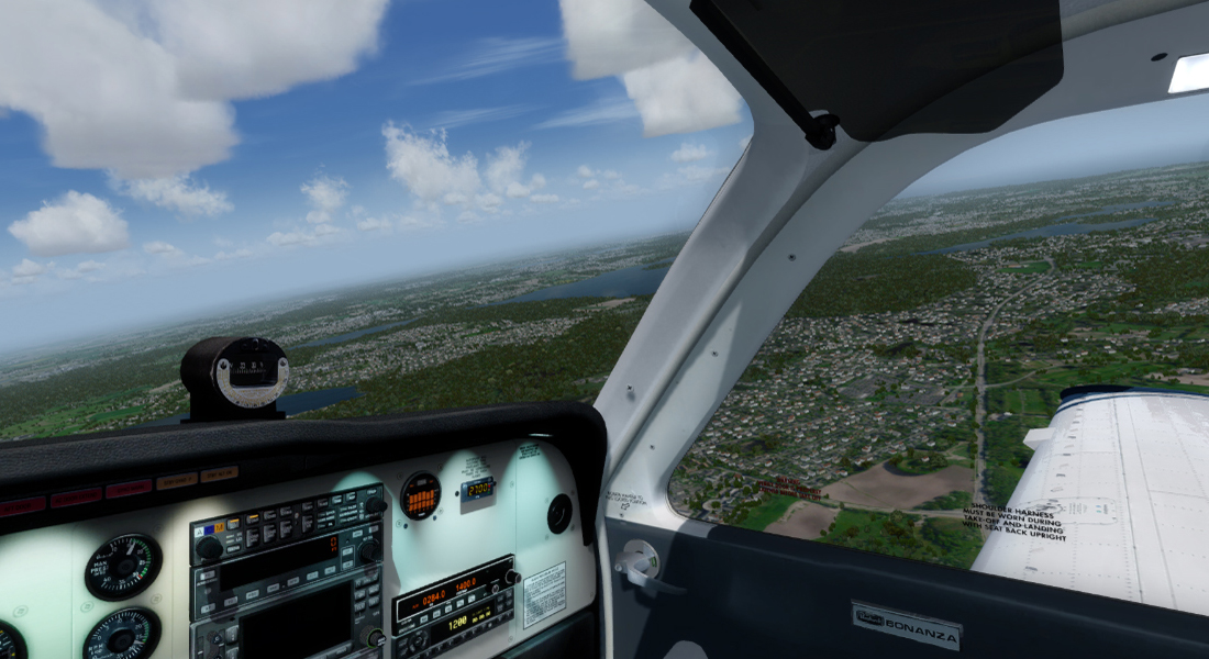 Vidan Design - Danish flight simulation scenery