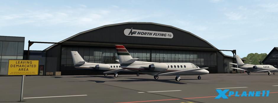 Vidan Design - Danish flight simulation scenery - Microsoft Flight